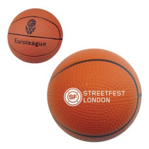 Balle anti-stress personnalisable Ballon de basket